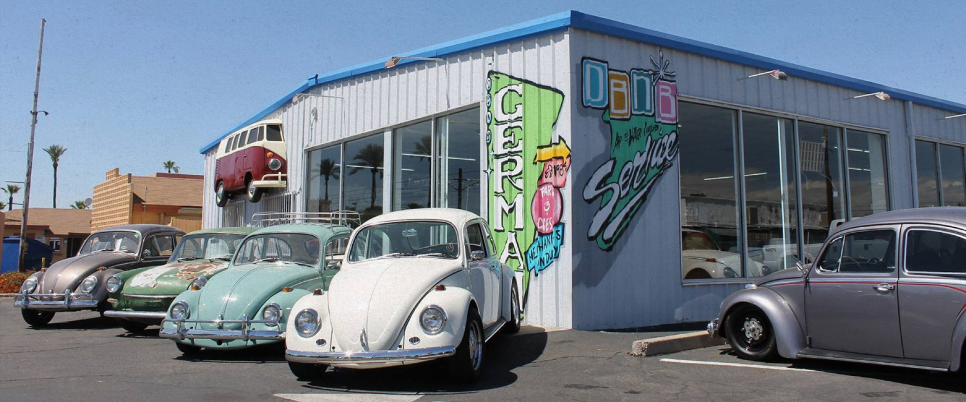 Doug's Buggs n Bunnys | Vintage Volkswagen Parts, Service and