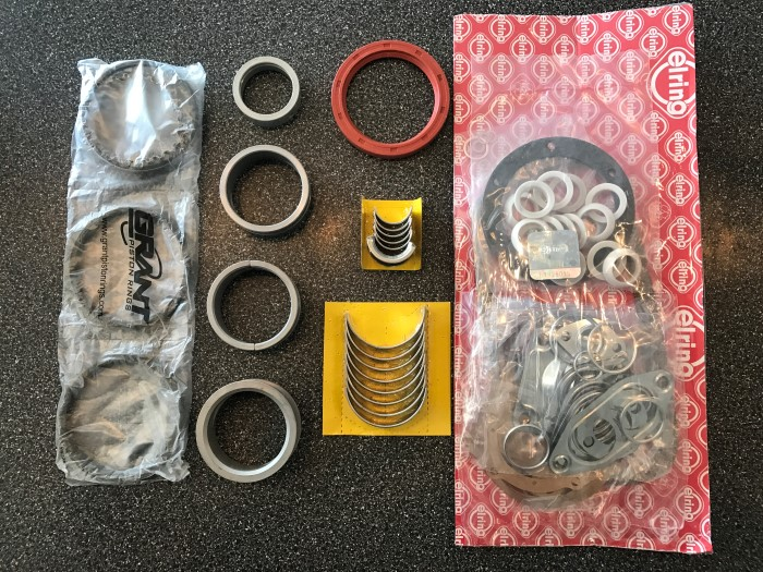 VW engine rebuild kit