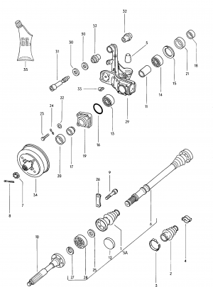 Differential, Rear Axle, and Suspension